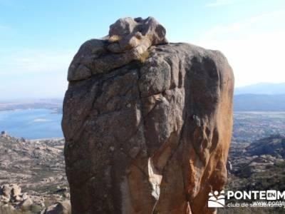Senda de Maeso - La Pedriza - rutas senderismo madrid; senderismo madrid grupos
